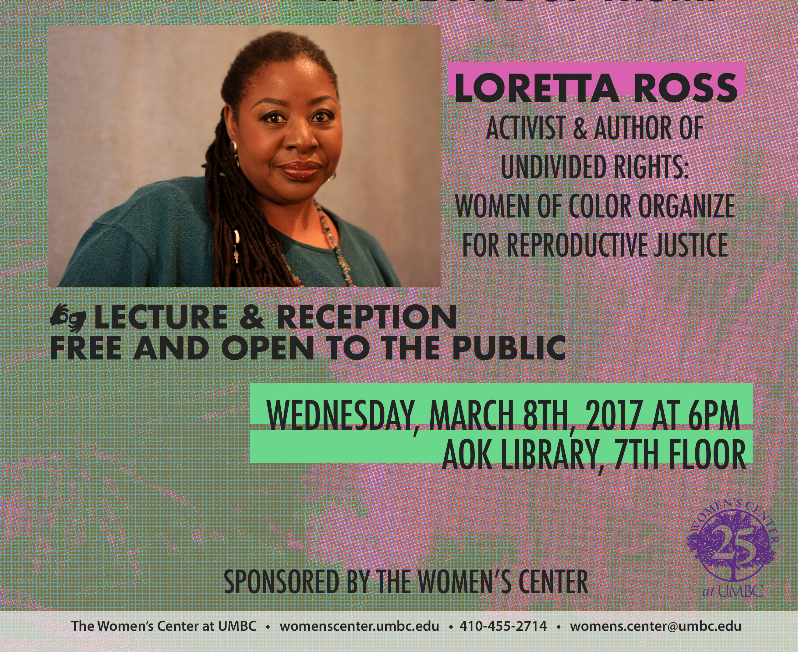 Loretta Ross: Women's Rights as Human Rights